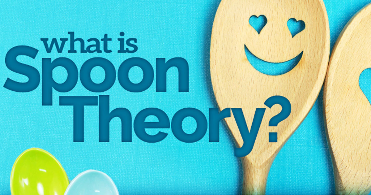 gout spoon theory infographic: New Life Outlook Gout Infographic