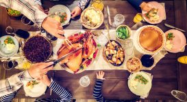 Coping Tips for a Healthy Thanksgiving With Gout